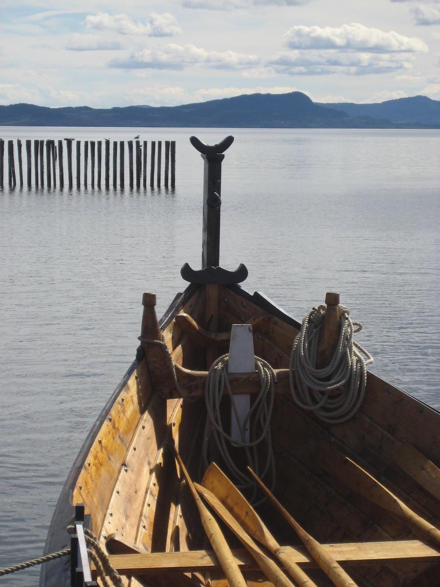 Dragens Vinge klar for eventyr (Foto/Photo)