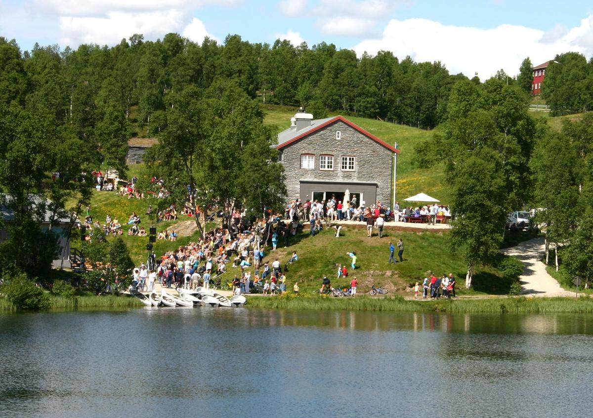 Doktortjønna Stenhuset (Foto/Photo)