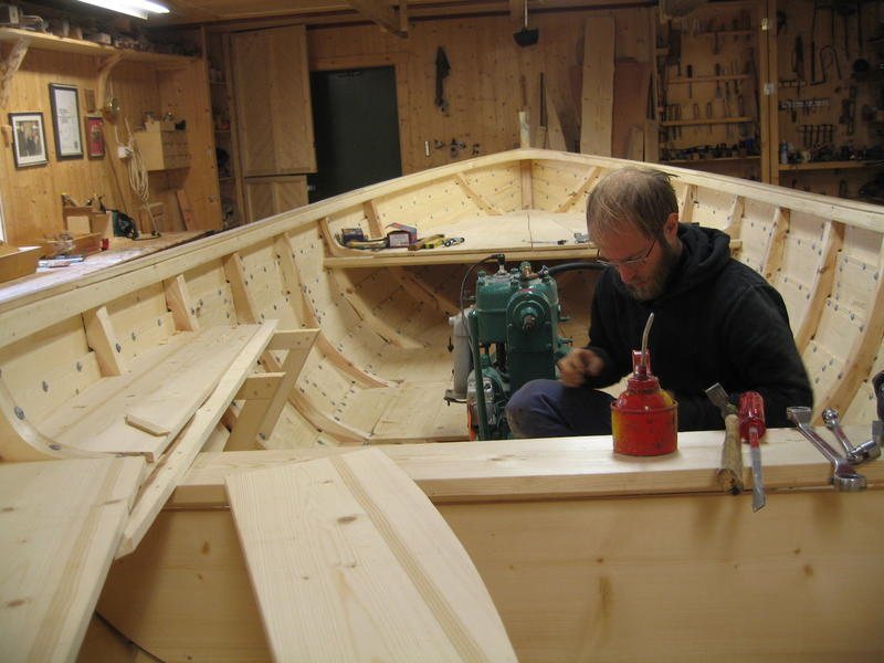Snekke bygd i 2009. (Foto/Photo)