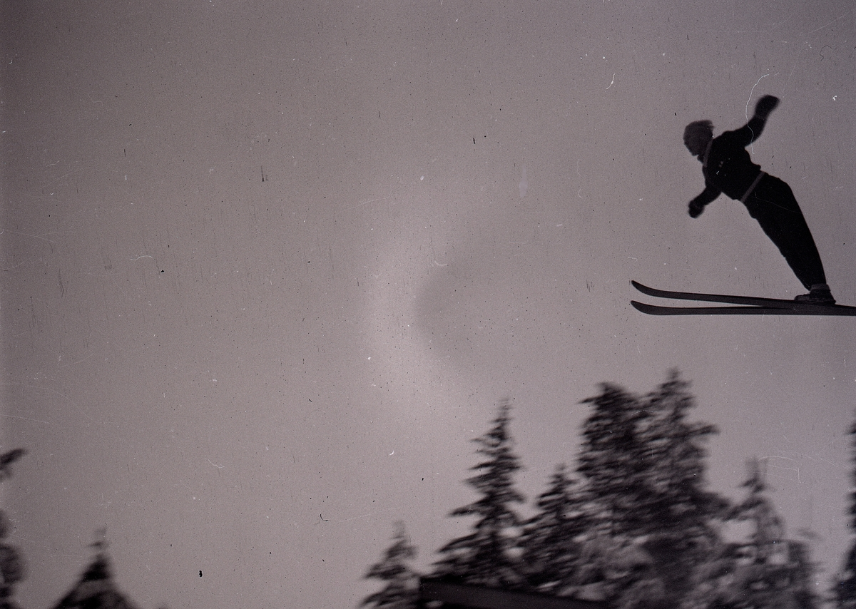 Ski jumping at Persløkka