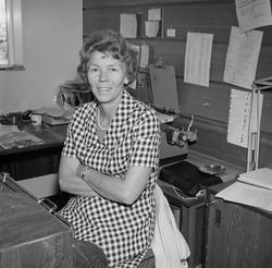 Liv Sandve, sekretær