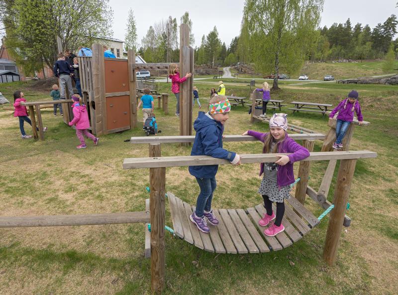 Barn i lek (Foto/Photo)