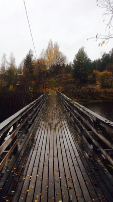 Høst på Klevfos (Foto/Photo)