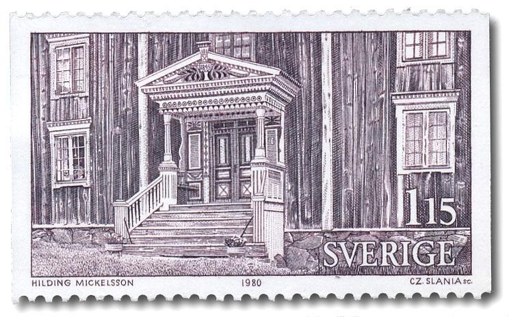 Bångagården, Runemo, Alfta.