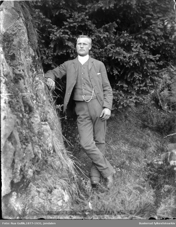 Sigurd Hovde f.1872 Hjartdal Emigrerte til Nord Dakota i 1907