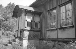 Äsperöds gårds mangårdsbyggnad i renoveringsbehov