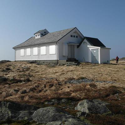 Fredet bygg på Rundemanen i Bergen