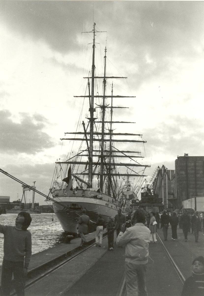 Tall Ships RaceMalmö 1972