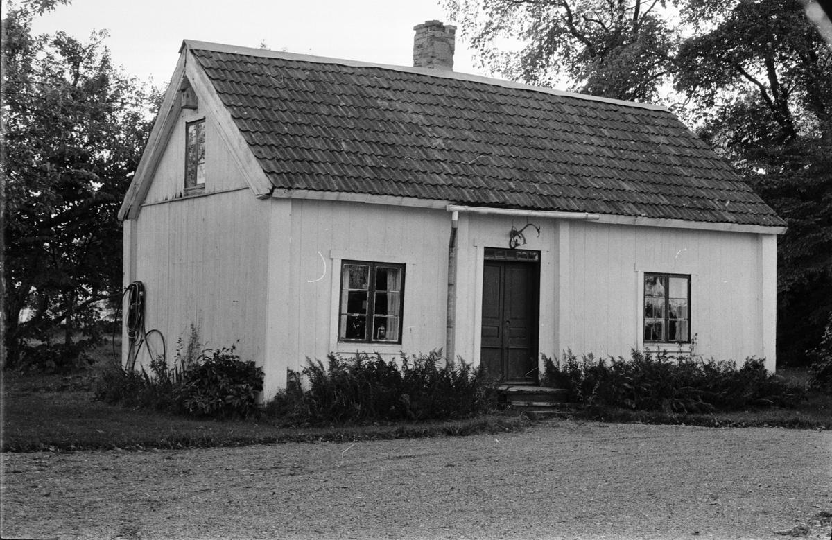 Flygelbyggnad, Råsta 2:10, Råstaholm, Tensta socken, Uppland 1978