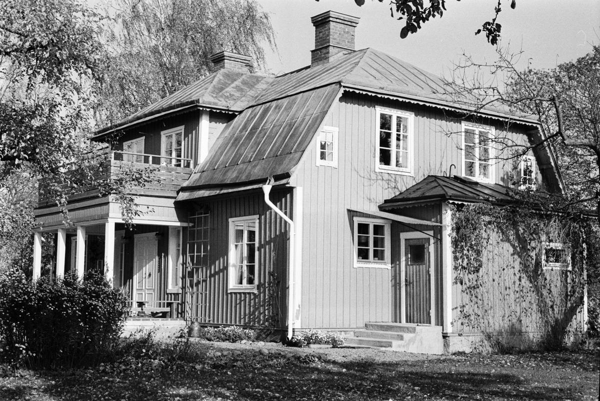 Bostadshus, Bräcksta 2:7, Tensta socken, Uppland 1978