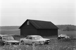 Redskapslider, Häcklinge 1:3, Tuna socken, Uppland 1987
