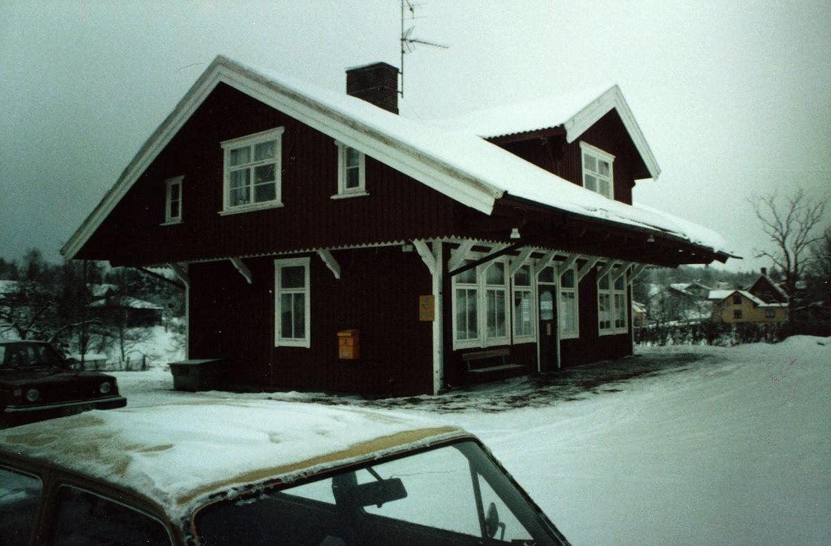 Postkontoret 458 02 Ödeborg