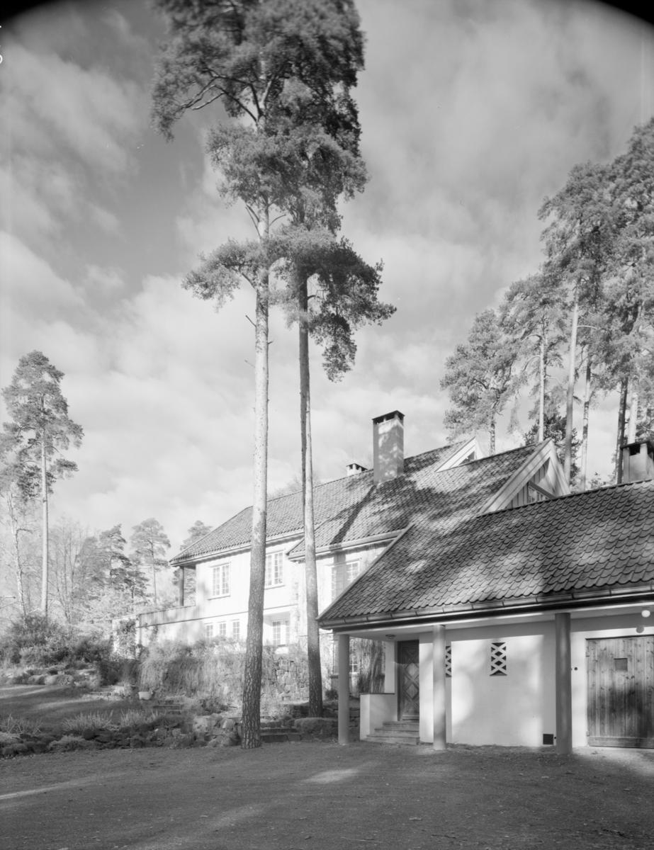 Arkitekt Odd Nansen