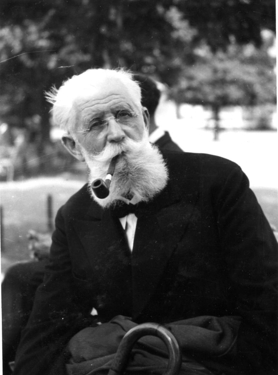 Jubileum 50 års, A 6. Musikfanjunkare Carl Halldén.