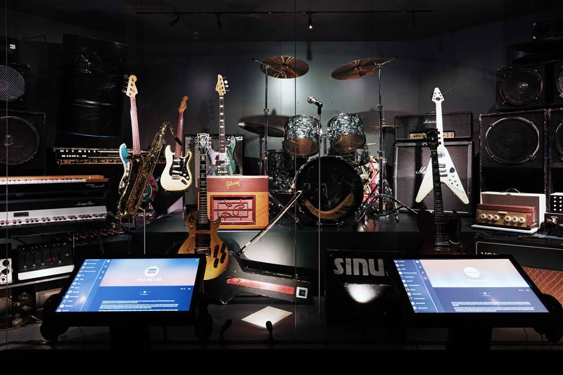 Rockens verktøy (Foto/Photo)
