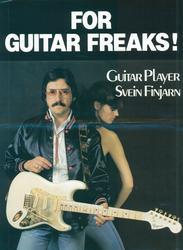 Svein Finjarn: Guitar Player