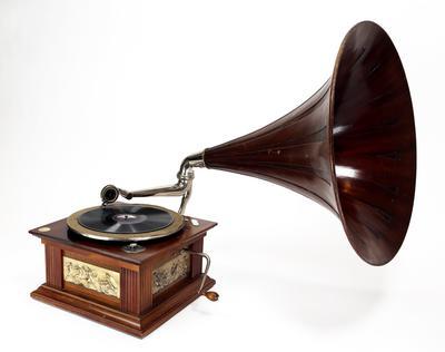 Sveivegrammofon