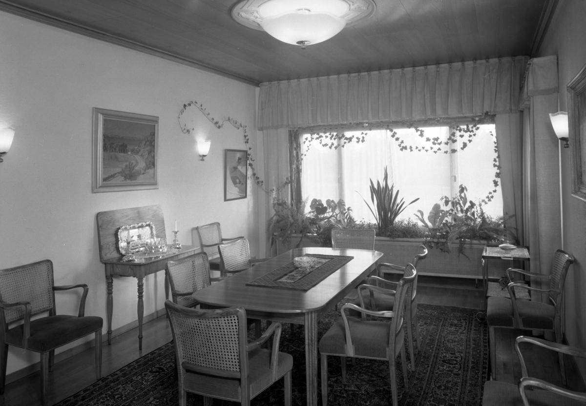 Interiör från ett Karlstadshem.