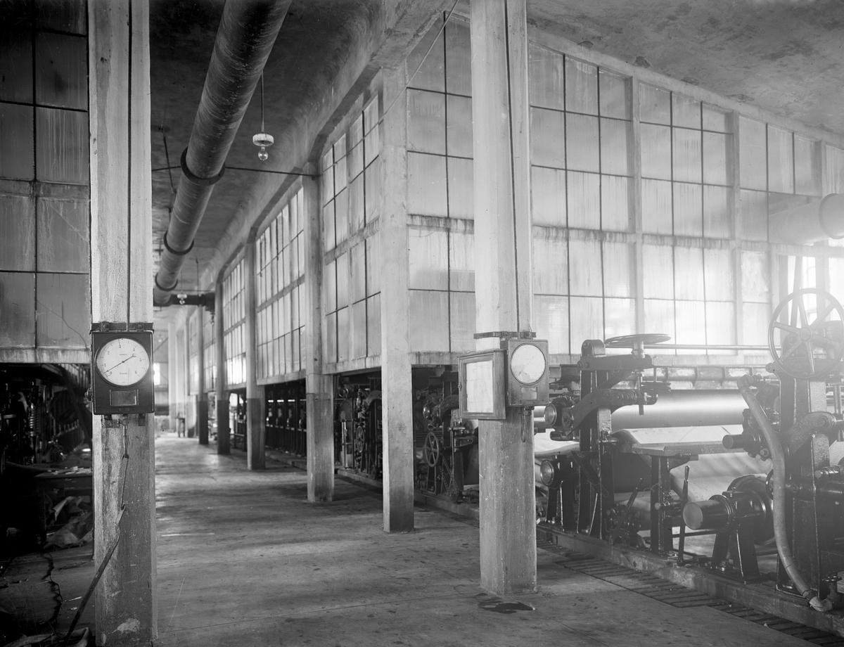 Skoghallsverken: Pappersmaskin