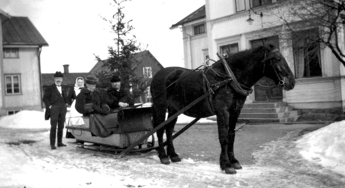 Slädfärd med bl.a Lindström och Jonas Hög