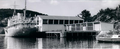 Sjøkabellager Dolviken historisk 2 (Foto/Photo)