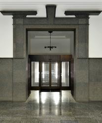Administrasjonsbygninger, Kongensgate 21, Oslo interiør 4