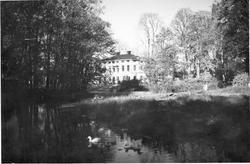 Åby herrgård med ankor.