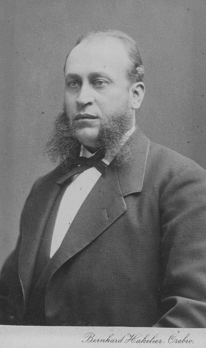 Arvid Ekblad.