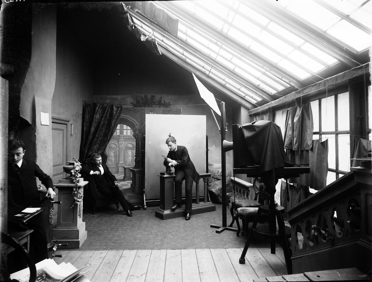 Carl Larssons Fotoateljé