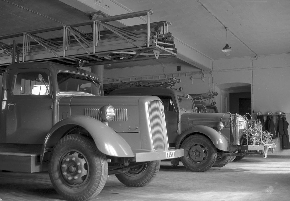 Brandstationen 60 årsjubilerar. 4 juli 1951.