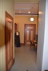 Telegrafstasjoner. Lødingen interiør (Foto/Photo)
