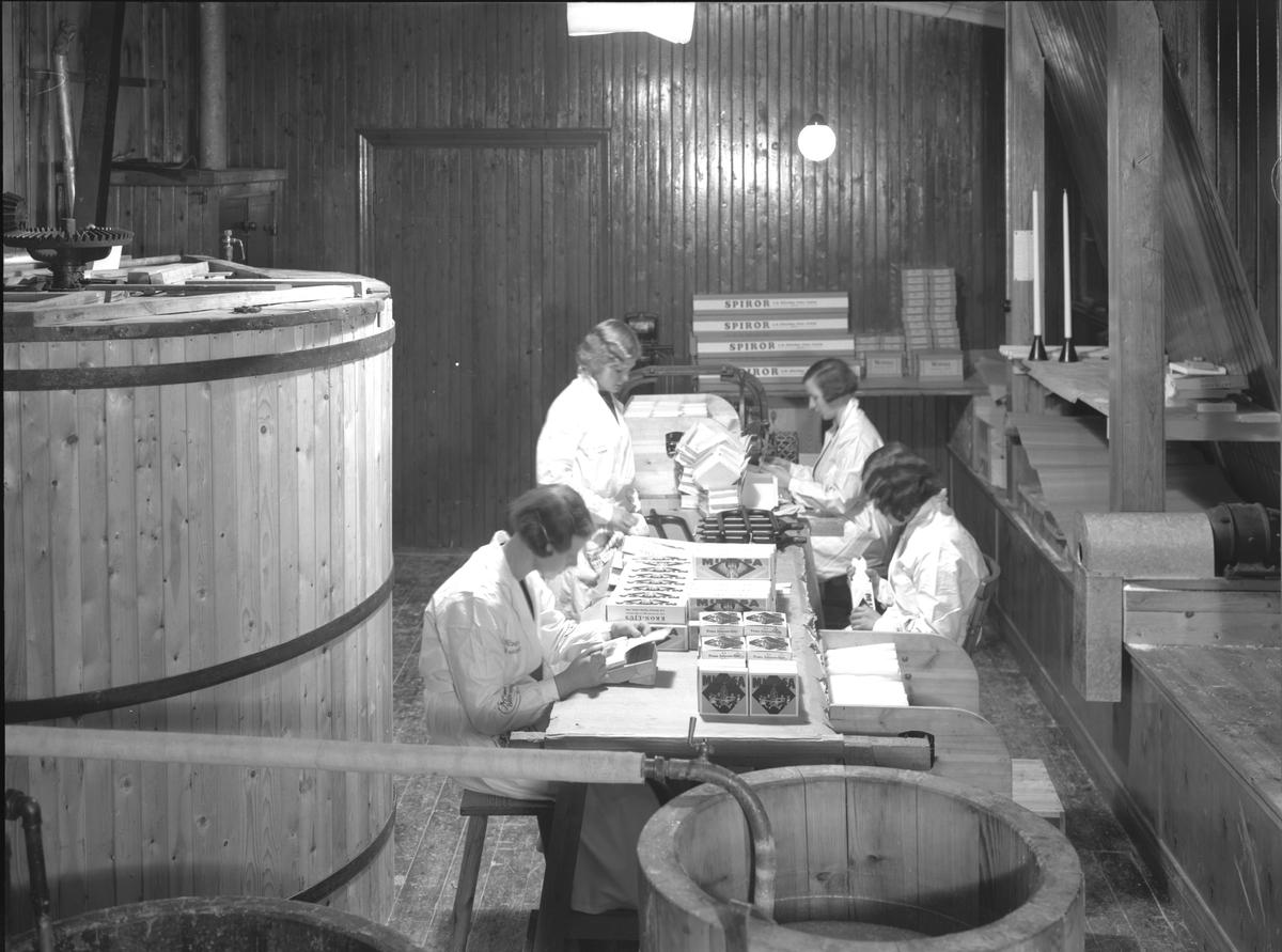 Elfströms Tekniska AB. Även känd som ljusfabriken Svea grundades 1912 av C. A. Elfström.