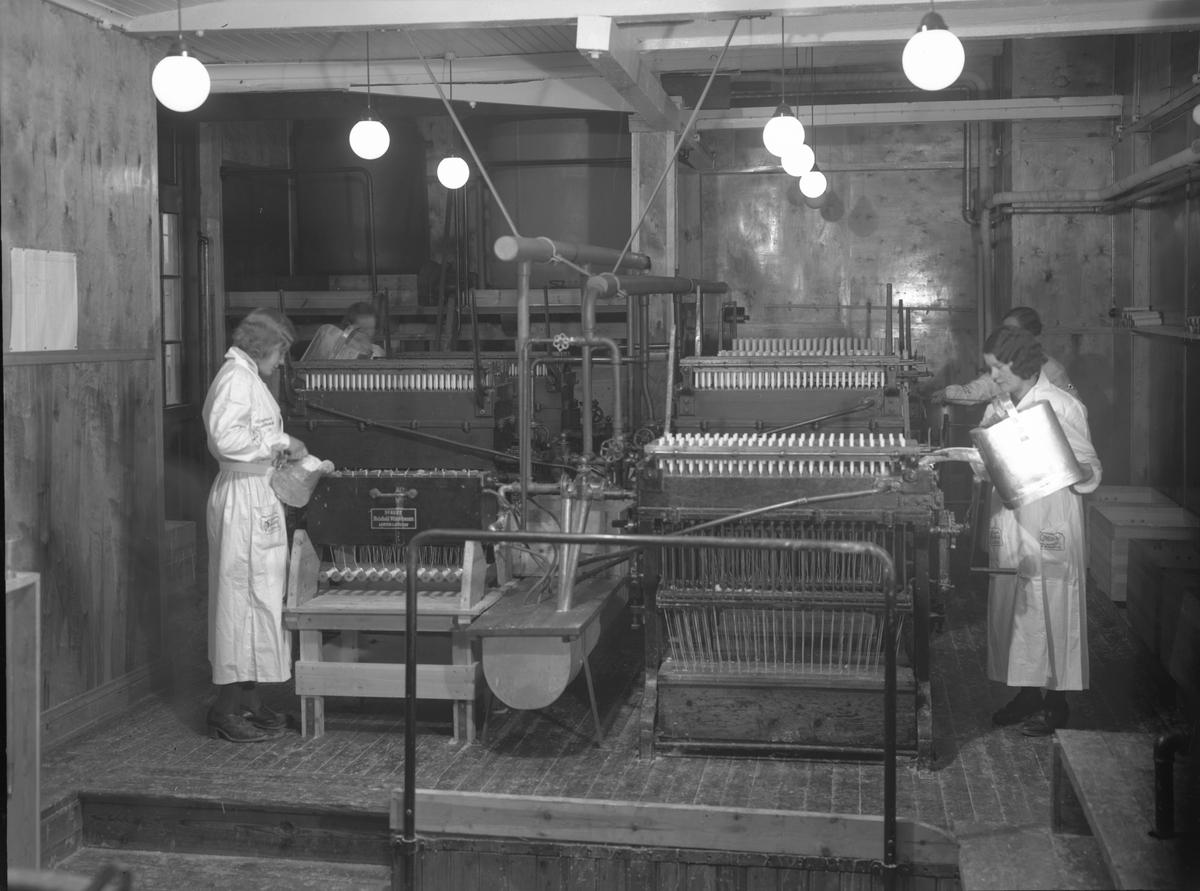 Elfströms Tekniska AB. Även känd som ljusfabriken Svea grundades 1912 av C. A. Elfström