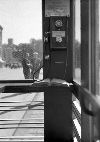 RIKS røde telefonkiosker betalingstelefon