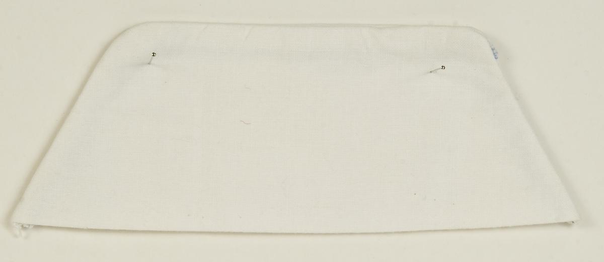 Hodeplagg til sykepleieuniform