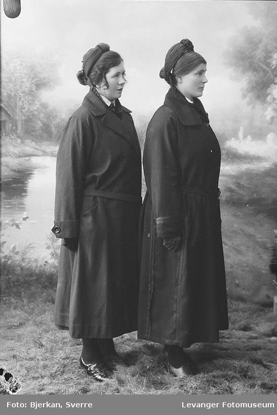 To kvinner.