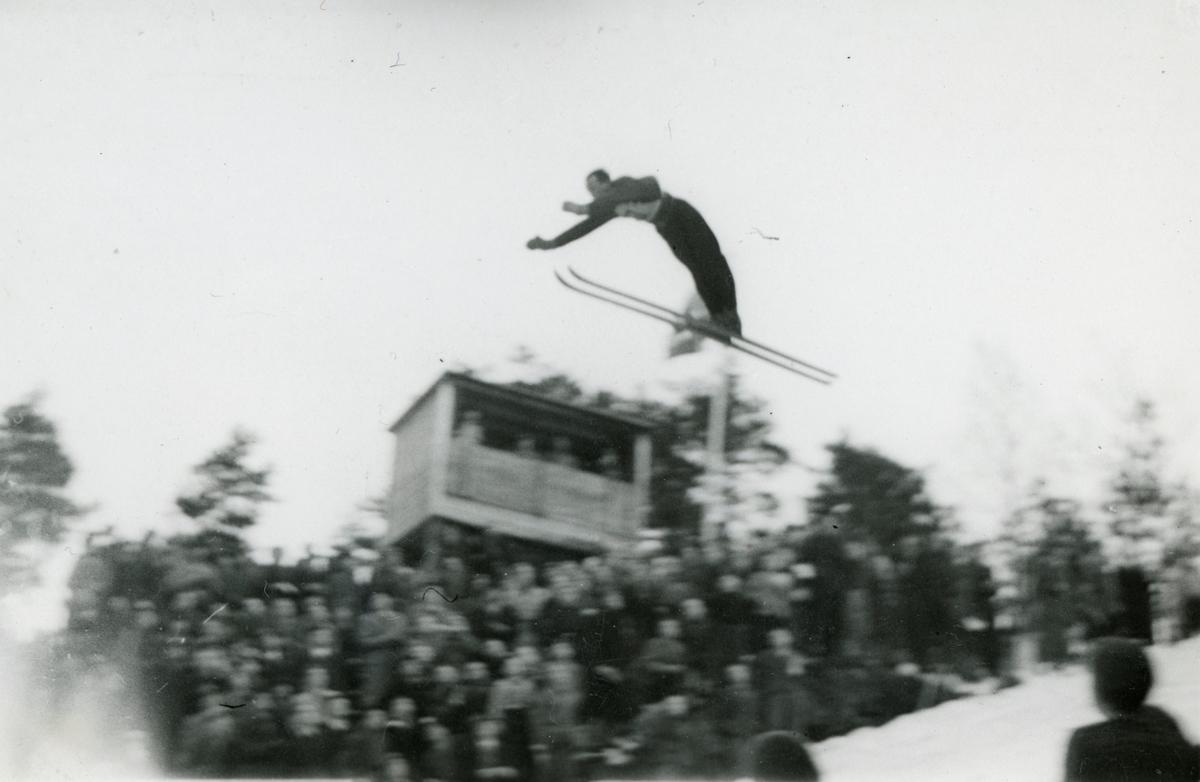 Kongsberg skier Arne Hoel