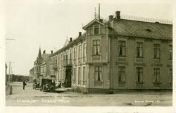 Steinkjær. Grand Hotel.