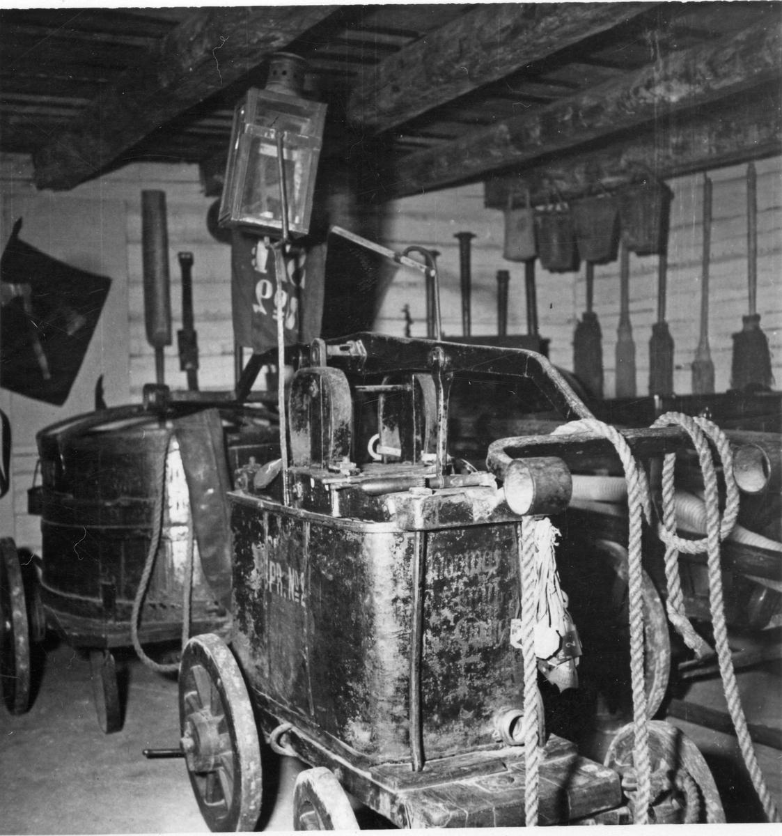 Gamla Brandmuseet, 1947.