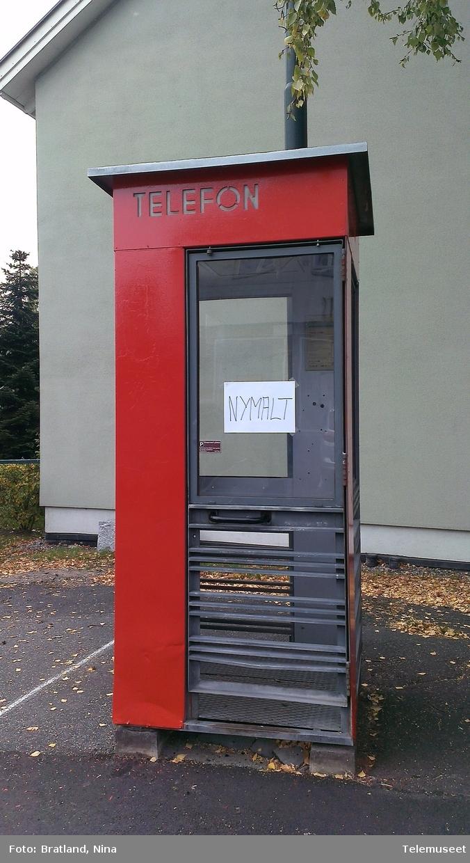 Telefonkiosk på Keyserløkka i Oslo gjøres om til et sted for å bytte bøker Keyserkiosk