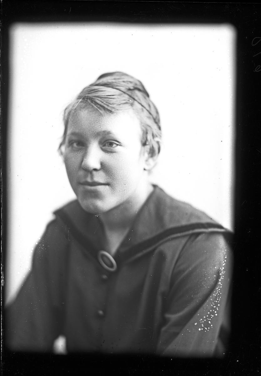 Portrett av Serine Halvorsen.
