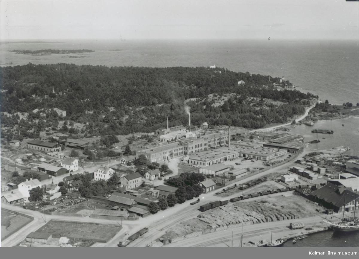 Jungnerverken i Oskarshamn.