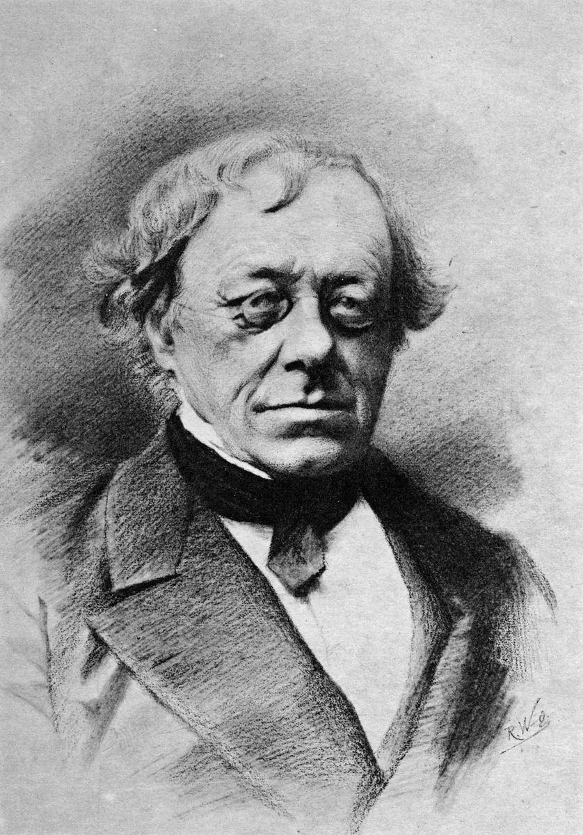 W.E. Svedelius (f. 1816 på Köpings prostgård). Död i Uppsala okänt datum. Bild från andra hälften av 1800-talet.