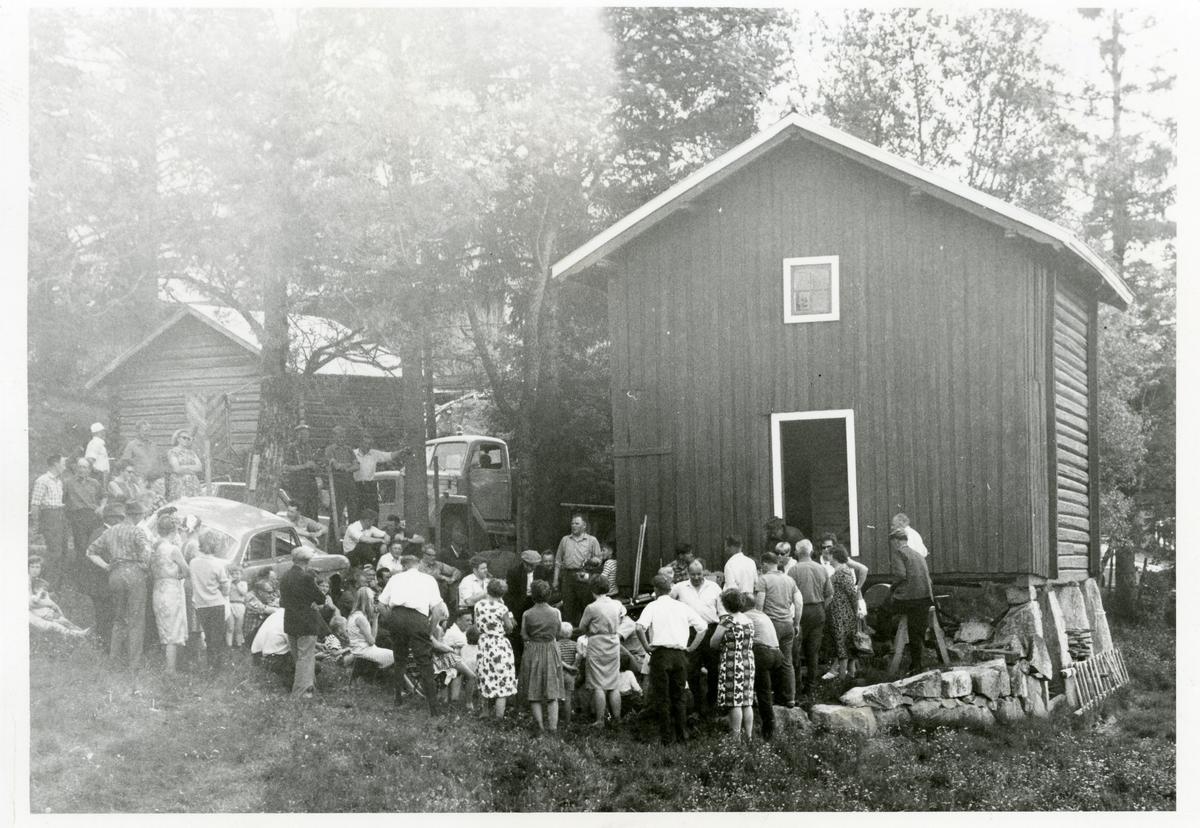 Auksjon i Hedalen, 1965/66.