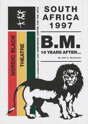 Bob Marley - 16 years after - South Africa turné