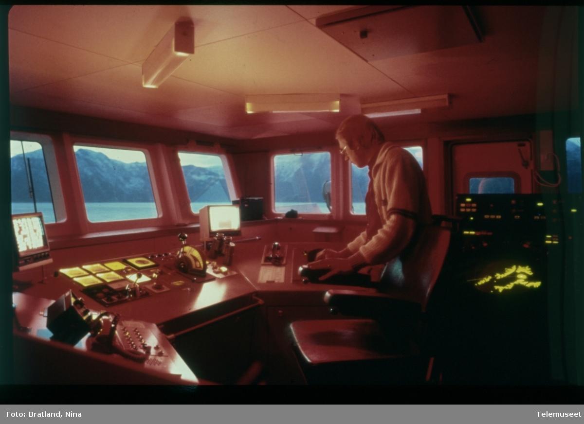 Skip kunde Norsk Data