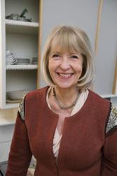 Porträtt Christina Mattson, styresman NM i folkhemslägenhete