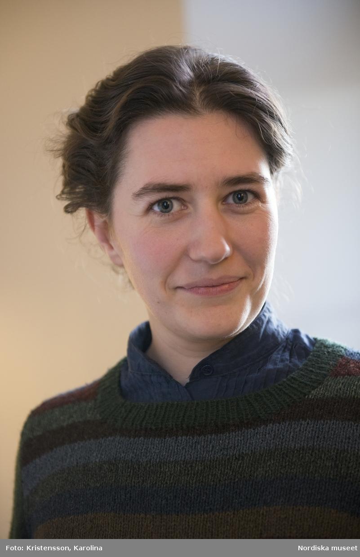 Porträtt Fiffi Myrström