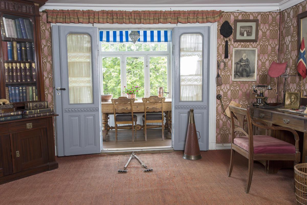 Roald Amundsens hjem