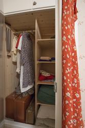 Folkhemslägenheten, garderob